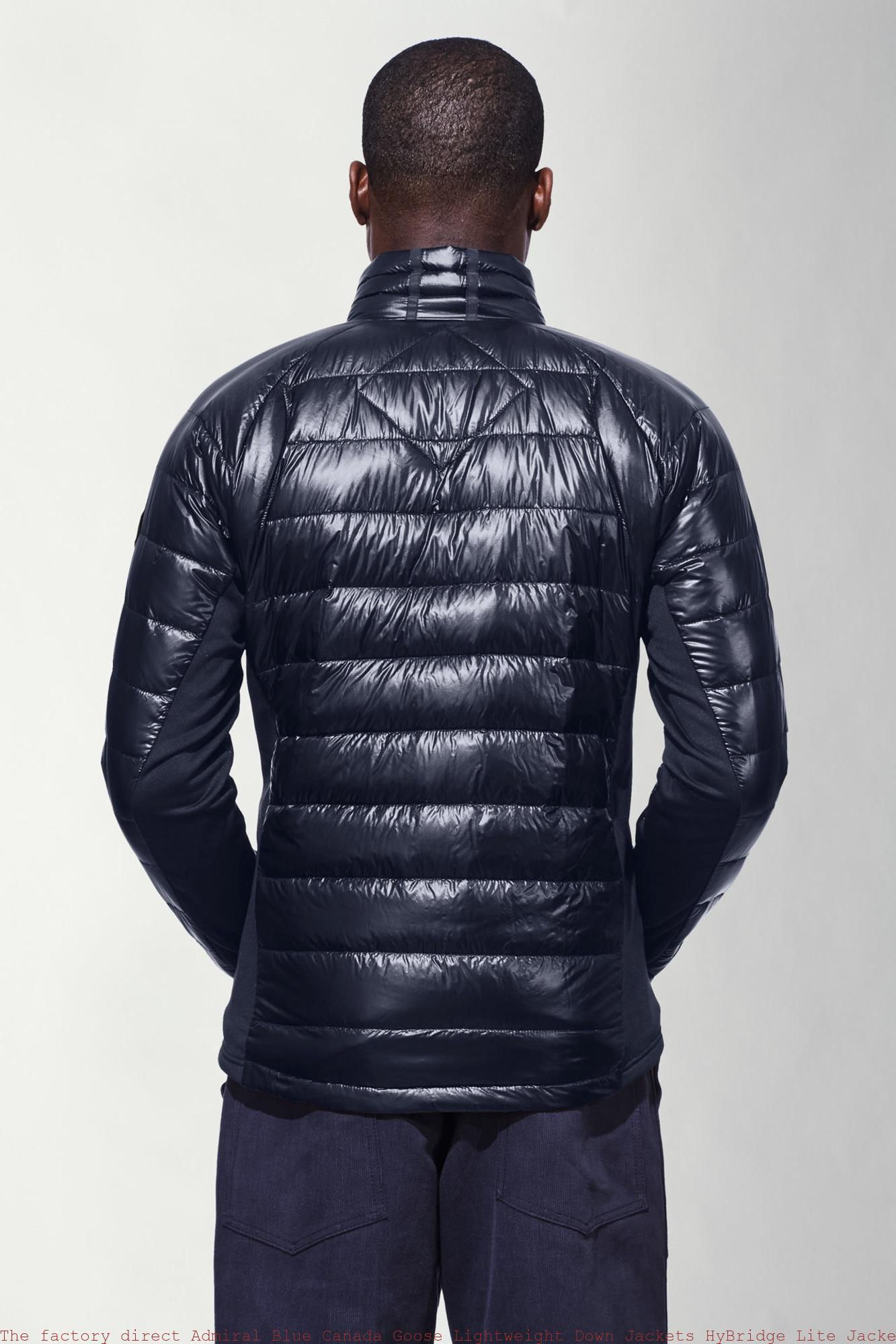 The Factory Direct Admiral Blue Canada Goose Lightweight